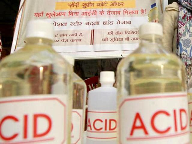 A-woman-on-Friday-was-attacked-with-acid-in-Bhopal-The-man-was-later-found-dead-Sanjeev-Verma-HT