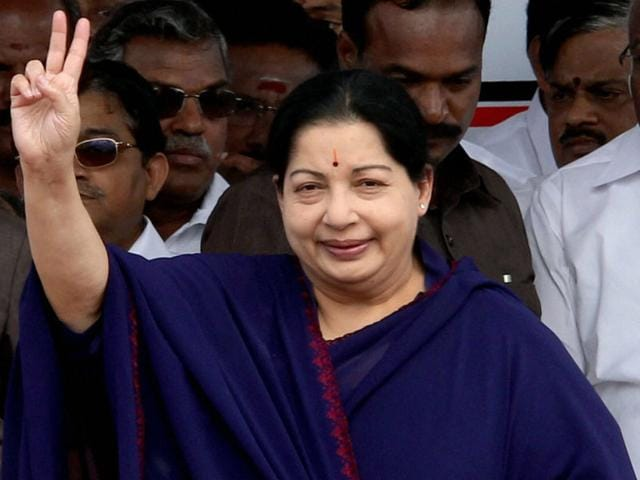 AIADMK-general-secretary-and-Tamil-Nadu-CM-J-Jayalalithaa-is-the-latest-member--of-the-Niti-Aayog-after-she-came-back-clean-from-the-disproporationate-assets-case-PTI-Photo
