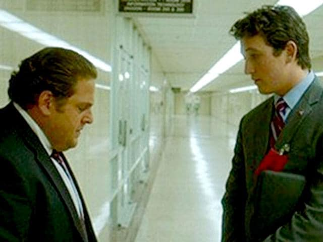 Jonah-Hill-and-Miles-Teller-are-the-dudes-in-Todd-Phillips-Arms-and-the-Dudes-Instagram