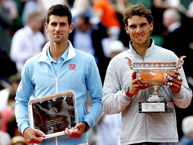 Djokovic,Nadal,French Open