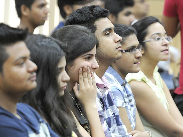 Panjab University,ABVP,Student elections