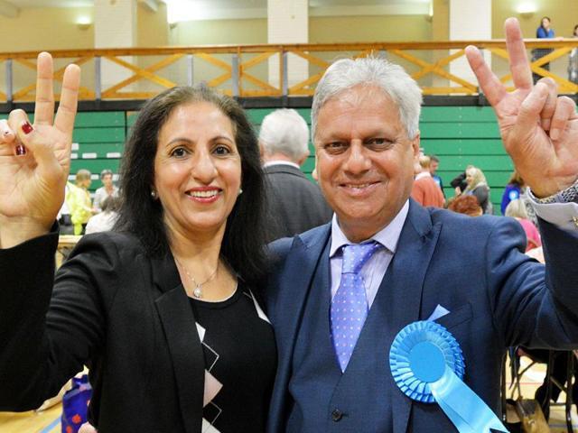 Indian- origin,Parvinder Singh Batth,Conservative Party
