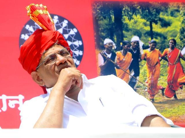 CPI-M-general-secretary-Sitaram-Yechury-at-a-rally-at-Azad-Maidan-in-Mumbai-HT-Photo