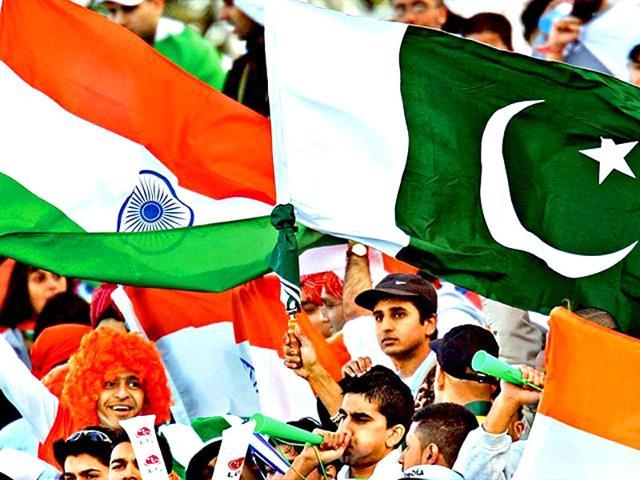 India-Pakistan cricket series