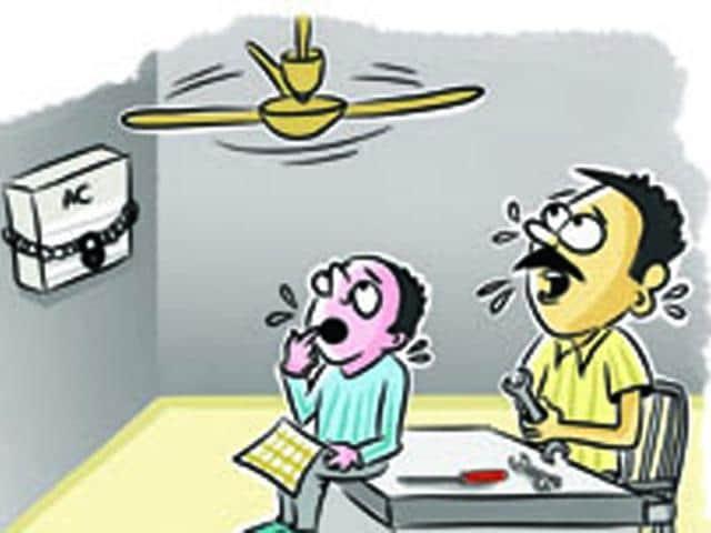 PGIMER Chandigarh,Engineering department,Air Conditioning