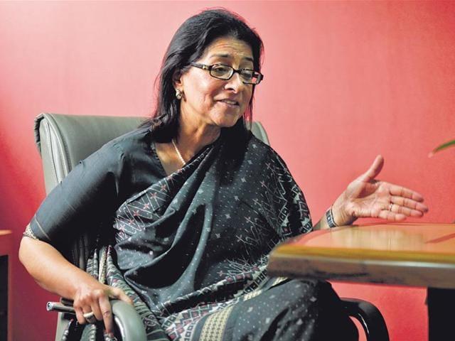 Naina Lal Kidwai,FICCI,HSBC