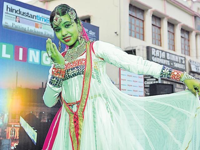 Ganjing,carnival,Lucknow