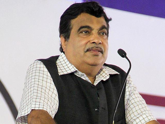 Niitn Gadkari,pro-farmer,BJP