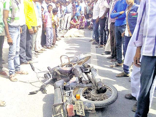 Bhilwara mob attack