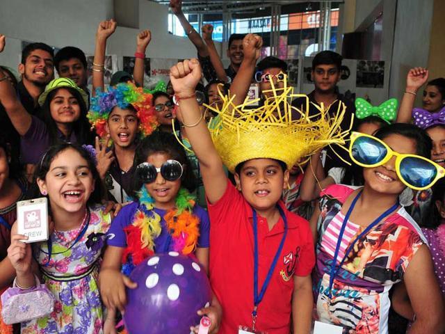 TAN film festival,Chandigarh,Paras Downtown