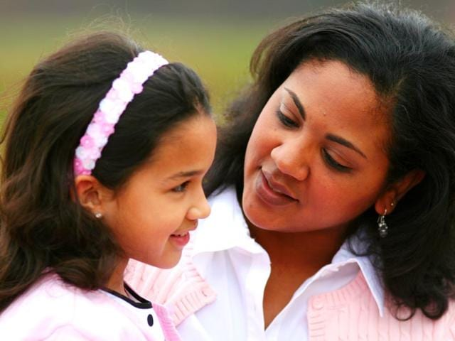 According-to-a-new-study-mothers-used-higher-pitch-and-varied-their-pitch-more-when-interacting-with-their-child-than-with-adults-and-fathers-talked-to-their-children-more-like-the-way-they-talked-to-other-adults-Shutterstock