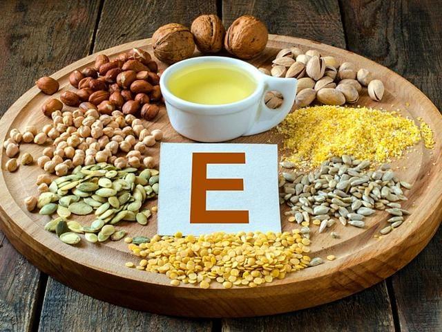 Vitamin E,Antioxidant,Muscle