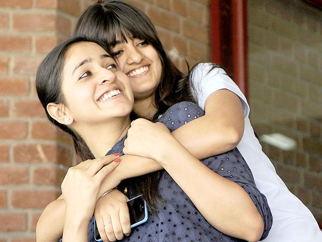Students-express-their-hapinness-after-Central-Board-of-secondary-Education-CBSE-announces-the-class-XII-board-exams-results-Photo-Burhaan-Kinu-Hindustan-Times