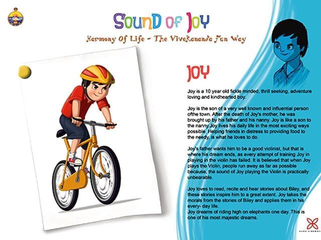 Sukankan Roy,Sound of Joy,Swami Vivekananda