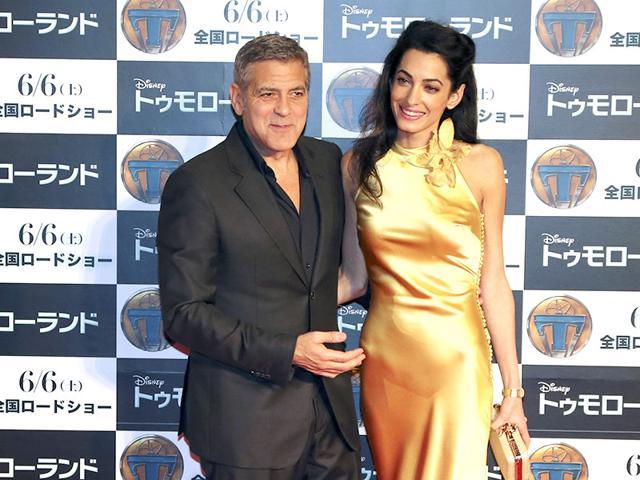 George Clooney,Amal Alamuddin,George Clooney wife