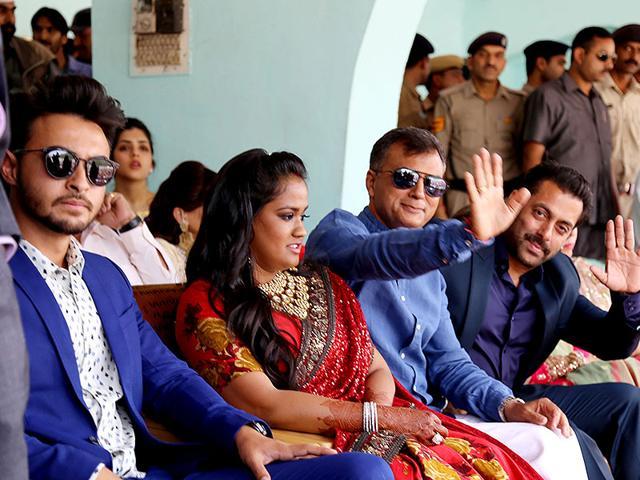 Salman Khan,Arpita Khan,Himachal Pradesh