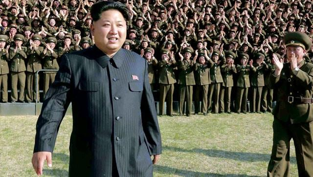 Almost every adult male in North Korea can and does light up almost anywhere he pleases and leader Kim Jong Un is also hardly ever seen without a lit cigarette in his hand.