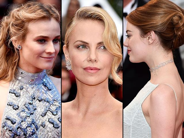 Bored-with-sporting-regular-hairstyles-Get-some-celebrity-inspiration-and-go-in-for-a-hairstyle-that-is-experimental-yet-chic-Thank-you-Diane-Kruger-Charlize-Theron-and-Emma-Stone