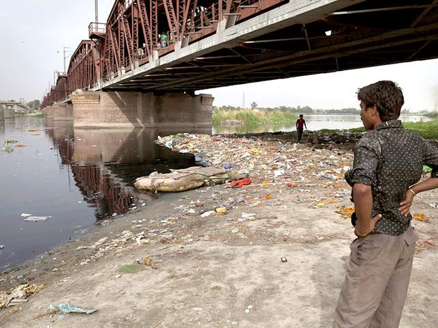 NGT-ordered-Delhiites-to-pay-a-certain-amount-as-environment-compensation-every-month-which-will-be-used-to-clean-the-Yamuna-Sushil-Kumar-HT-File-Photo