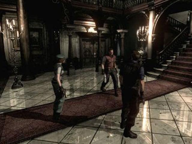 Resident Evil Zero,Google Translate,Nintendo