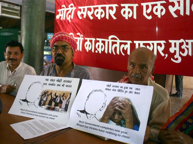 Bhopal gas tragedy,International Campaign for Justice in Bhopal,Union Carbide