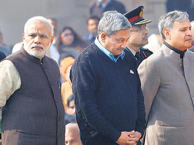 Make in India programme,Defence sector,Modi government