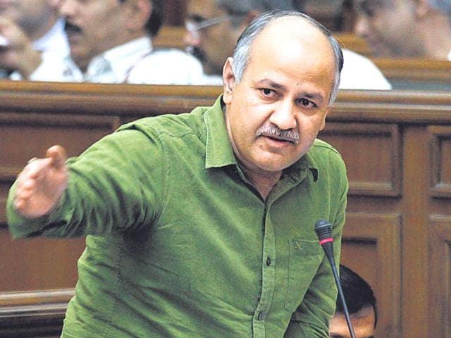Delhi Budget