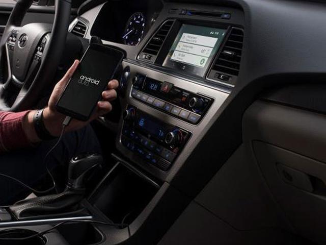 Android Auto,Hyundai Sonata,Google's Android Auto