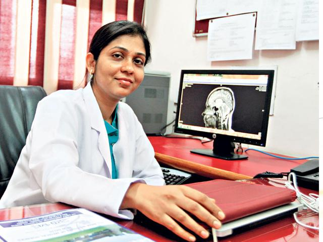 For-Deepti-Vibha-her-job-as-a-neurologist-does-get-shy-stressful-at-times-but-it-is-also-a-very-rewarding-and-satisfying-career-Photo-Arvind-Yadav