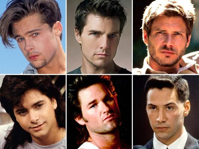 Throwback Thursday Tom Cruise Brad Pitt Were The World To Us In 80s Hollywood Hindustan Times