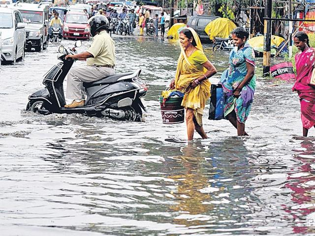 Mumbai monsoon,Mumbai rains,Kurla
