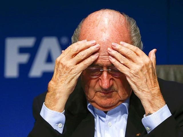 Fifa,corruption,Sepp Blatter