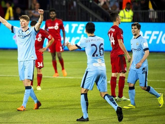 Evans,Manchester City,Demichelis