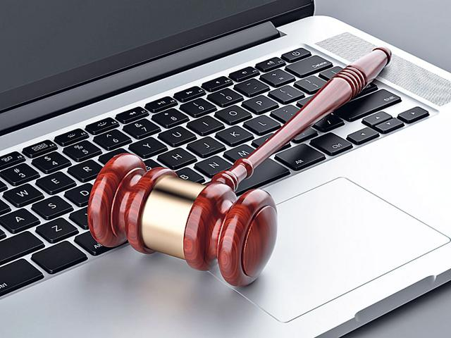 A-candidate-preparing-to-become-a-cyber-lawyer-needs-to-supplement-his-basic-LLB-by-taking-up-training-in-web-related-processes-technical-aspects-of-computers-communication-devices-and-the-internet-space