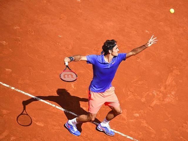 Federer,Sharapova,French Open