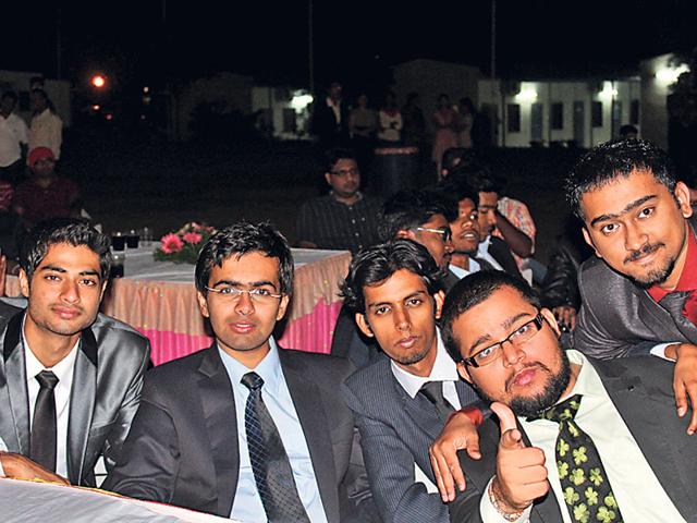 Sajal-Sagar-Singh-third-from-left-picked-up-leadership-skills-during-his-stint-as-secretary-of-IIT-Hyderabad-s-students-governing-body