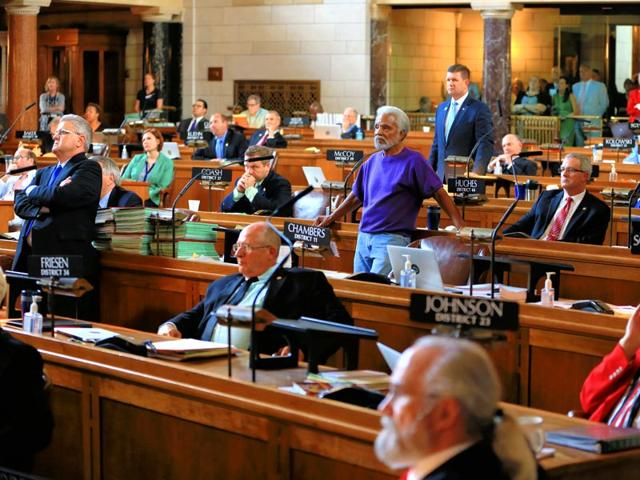Nebraska-lawmakers-follow-the-vote-to-abolish-the-death-penalty-on-Wednesday-AP-Photo