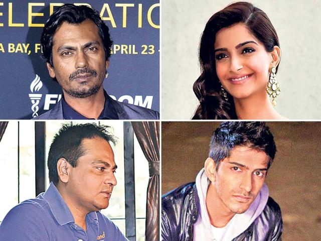 Nawazuddin-s-brother-Shamas-and-Sonam-Kapoor-s-brother-Harshwardhan-are-soon-going-to-debut-in-Bollywood