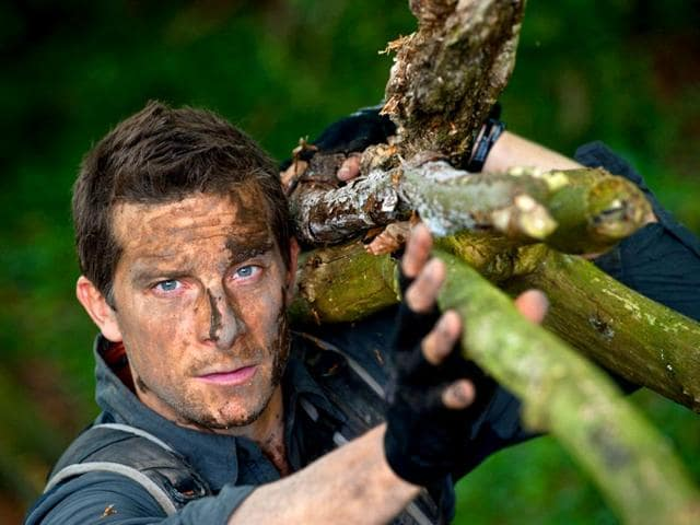 Bear Grylls,Man Vs Wild,Bear Grylls: Breaking Point