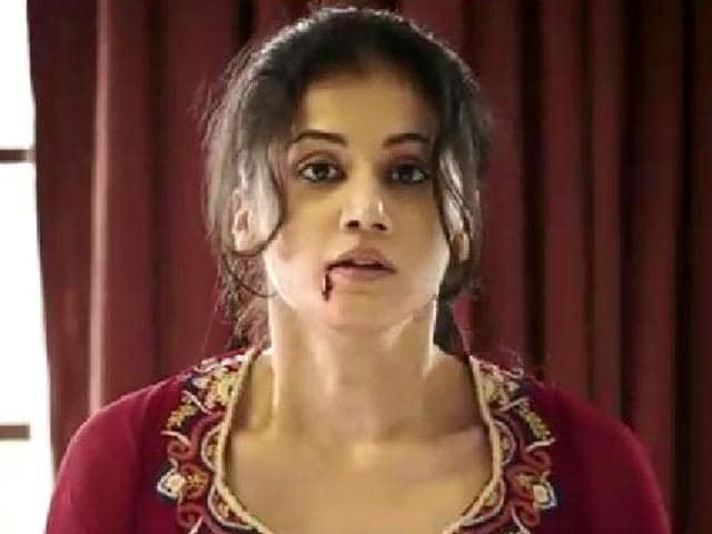 Taapsee-Pannu-played-an-undercover-agent-in-Hindi-film-Baby-and-will-play-a-cop-in-Tamil-film-for-the-second-time-in-her-career