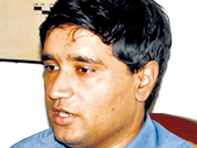 Whistle blower Sanjeev Chaturvedi