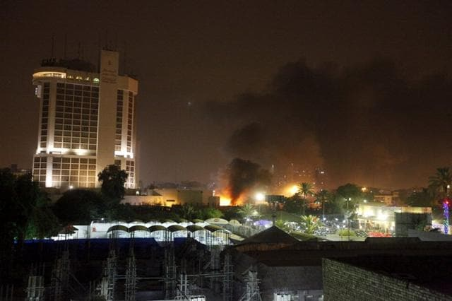 Smoke-rises-from-the-site-of-car-bomb-attack-in-Baghdad-Reuters-Photo