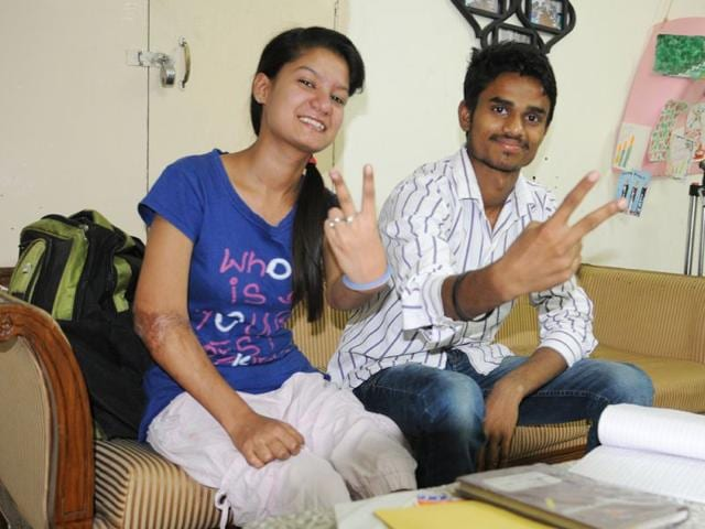 Sunil and Blessey,Ashiana,Central Board of Secondary Education (CBSE)