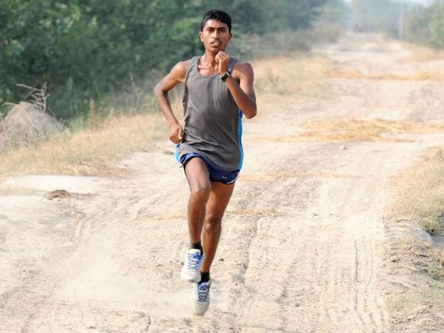 Gurpreet-Pal-now-shuttles-between-Panchkula-and-his-village-which-is-135km-away-to-continue-his-training-SANJEEV-SHARMA-HT-PHOTO