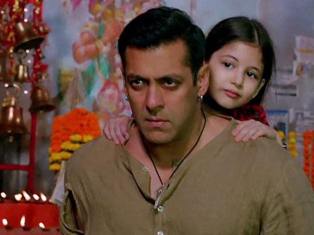 Bajrangi Bhaijaan,Salman Khan,Selfie Song