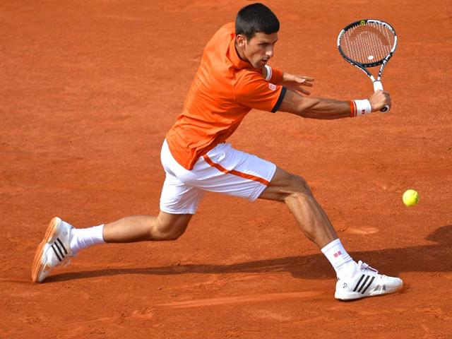 French Open: 'Machine' Djokovic on brink of Grand Slam history