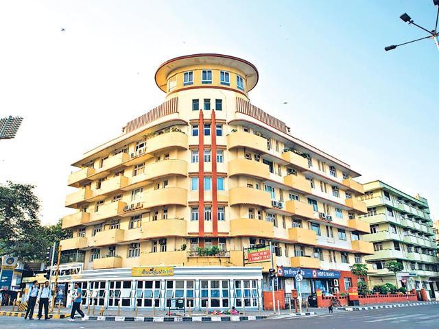 Marine Drive,Mumbai,Art Deco