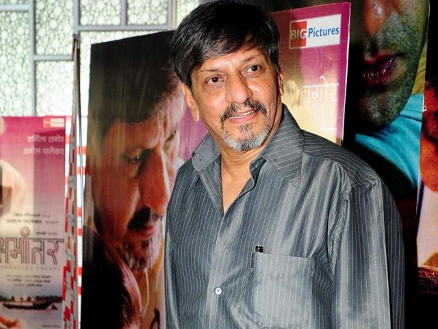 Actor-Amol-Palekar-is-a-veteran-Bollywood-actor-famous-for-his-roles-in-Golmaal-and-Baaton-Baaton-Mein-HT-Photo