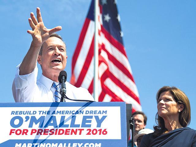 Martin O' Malley,Hilary Clinton,democrats