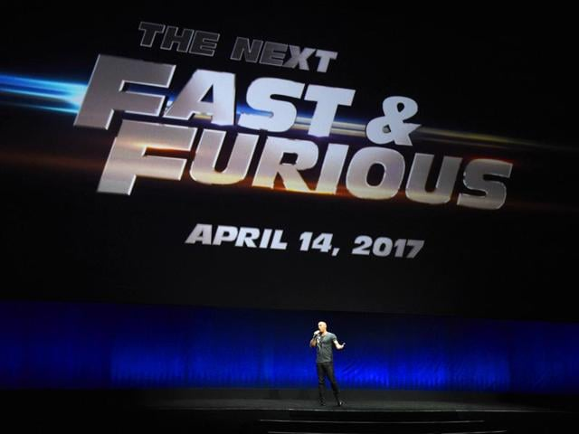 Fast and Furious,Vin Diesel,Dwayne Johnson